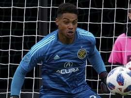 City en juillet pour Steffen. Goal