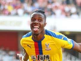 Zaha's brother makes transfer plea to Crystal Palace amid Arsenal interest