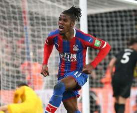 Zaha not for sale but Palace will consider 'serious' bids – Hodgson. Goal