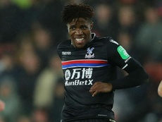 zaha has been linked with a move to Arsenal from current club Crystal Palace. GOAL