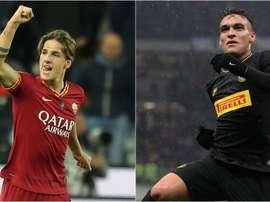 Inter-Roma, luci a San Siro: Conte vuole allungare in testa