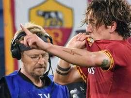 La promessa di Zaniolo: 'Bacerò la maglia dopo ogni goal'