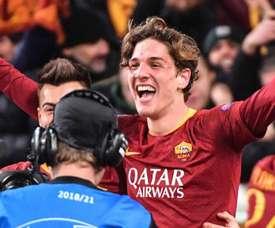 Di Francesco mette in guardia Zaniolo. Goal