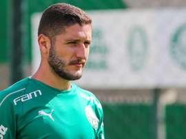 Decisivo e com moral, Zé Rafael sonha com Tríplice Coroa para o Palmeiras