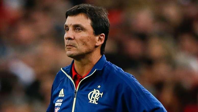Opções do técnico brasileiro começam a ser contestadas pela torcida. Goal