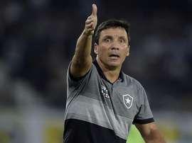 Zé Ricardo lembra 'absurdo' em demissão do Botafogo e hostilidade da torcida no aeroporto. Goal