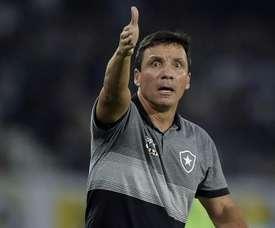 Zé Ricardo Botafogo 2018. Goal