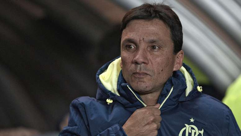 Ze Ricardo San Lorenzo Flamengo Libertadores 17052017