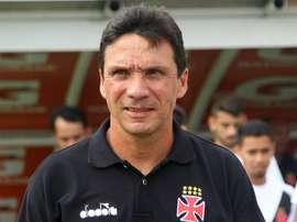 Zé Ricardo vai tentar levar o Vasco a bom porto na Libertadores. GOAL