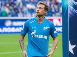 Primo goal di Marchisio. Goal
