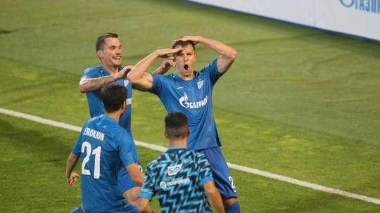 Após perder por 4 a 0 na ida, Zenit faz OITO no Dìnamo Minsk e avança para os Playoffs da Europa Lea