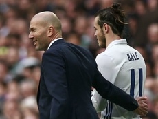 Zidane rejects Bale scapegoat claim. GOAL