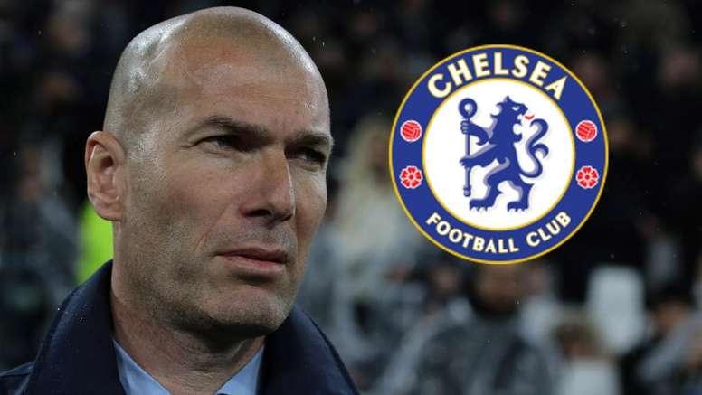 Il Chelsea pensa a Zidane: può sostituire Sarri. Goal