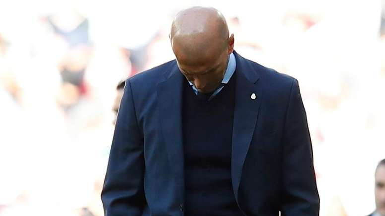 It's very f****** up for all the players - Zidane laments Real Madrid woes