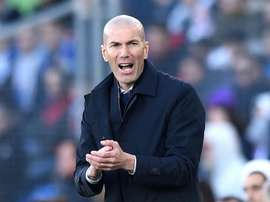 Zidane is a blessing from heaven - Madrid president Perez