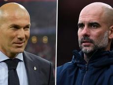 Zidane escolhe o melhor técnico do mundo. GOAL