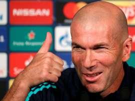 O Real de Zidane quer tudo. Goal