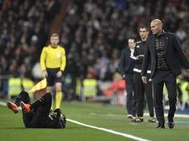 Neymar de retour : une 'bonne nouvelle' pour Zidane. AFP