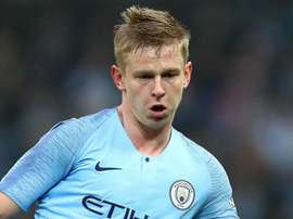 Zinchenko played the full 120 minutes in EFL Cup. GOAL