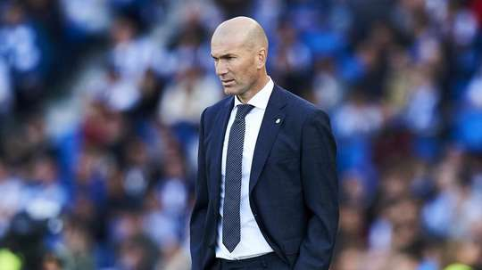 Zidane 'convinced' Madrid will have a good season after Atletico humiliation