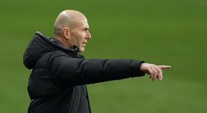 Zinedine Zidane could become the France coach in the future. GOAL