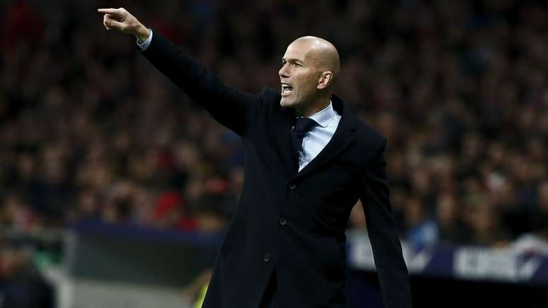 Zidane could not explain how Real failed to score against Villarreal. GOAL