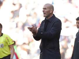 Zidane finds Real Madrid positives. GOAL