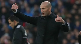 Zidane insists it was right to rule it out. GOAL
