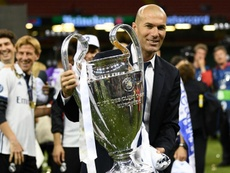 Perez asked Zidane to come back to Madrid, claims Calderon.