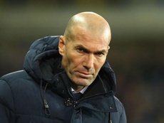 Zidane in jovial mood ahead of draw