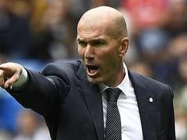 Zidane veut dégraisser. Goal