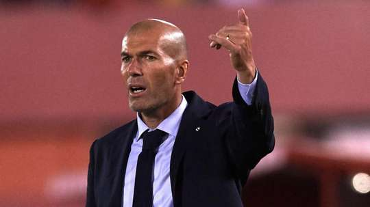 Real Madrid, Zidane en danger en cas de défaite à Galatasaray ? AFP
