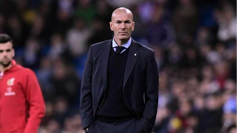 Zidane sobre duelo com o PSG: 'não é uma final'. Goal