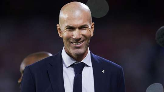 Zidane rates Sevilla win the best of his second Real Madrid spell.