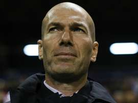 Zidane upbeat despite Madrid's loss