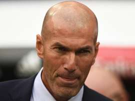Zidane criticises Madrid's lack of intensity in PSG defeat
