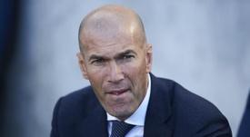 Zidane not fazed by Mourinho speculation.goal