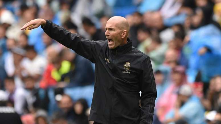 Kaka believes Zidane will get silverware in his second spell at Real Madrid. GOAL