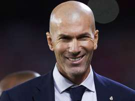 Zidane will be the man to replace Deschamps. GOAL