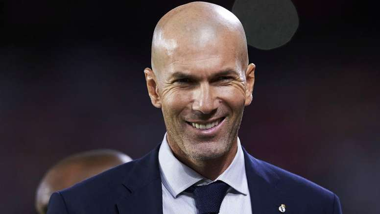 Zidane: Winning nine titles in nine finals is what Real Madrid's about