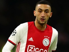 Ajax not taking a 'big risk' with Chelsea-bound Ziyech. GOAL