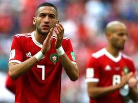 Marrocos levou mais perigo a Portugal do que a Espanha. Goal