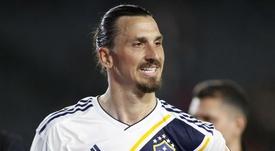 Un club de Serie C fait une offre pour Ibrahimovic. AFP