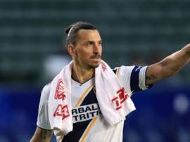 Zlatan has said he would like a role at Ajax when he's finished playing. GOAL