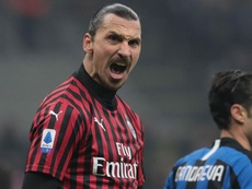 Pioli hails influence of Ibra's determination and ambition.GOAL