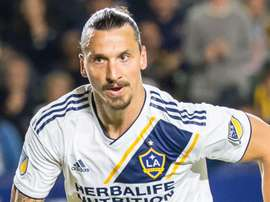 Ibrahimovic found the net once more. GOAL