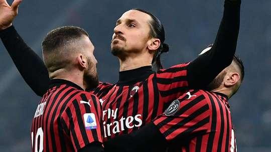 Ibrahimovic ha convinto il Milan. GOAL