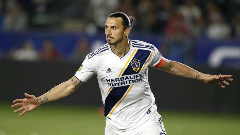 MLS chief: Milan recruiting Zlatan