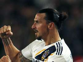 Zlatan has left. GOAL