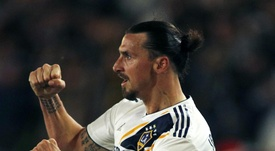 AC Milan coach would not reveal whether he would try and sign Ibrahimovic. GOAL